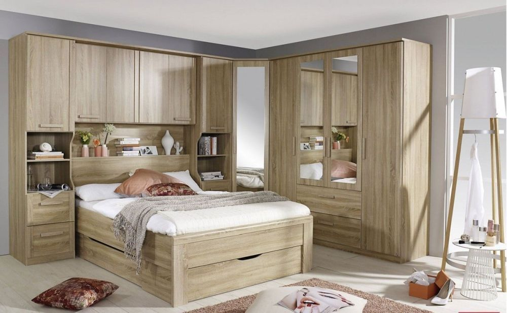 Rauch Rivera New Milos Corner Wardrobe More