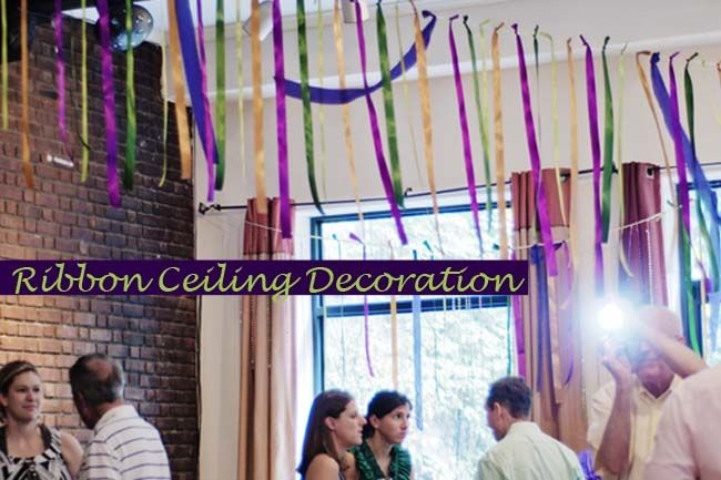 80th Birthday Decoration Ideas | birthday-party-decoration-ideas -easy-ceiling
