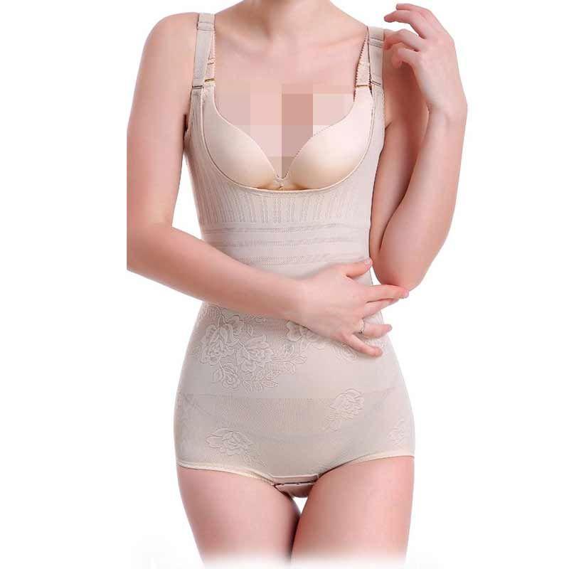ec10f38145000 2Pcs Woman Waist Cincher Tummy Corset Body Control Shaper Slimming ...