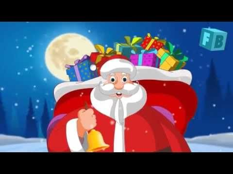 Jingle Bells Song Christmas Carol Children Nursery Rhymes Kids Songs Merry Christmas Wishes Images Christmas Cards Drawing