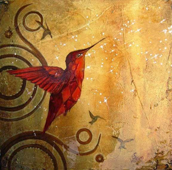 Creative Art & Artworks: Rouge twitter art