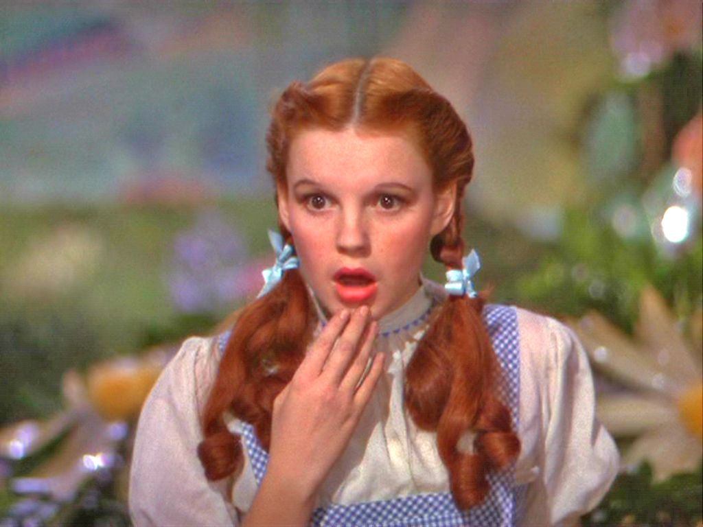 Dorothy Gale Of Judy Garland As Dorothy Gale Judy Garland Pinterest