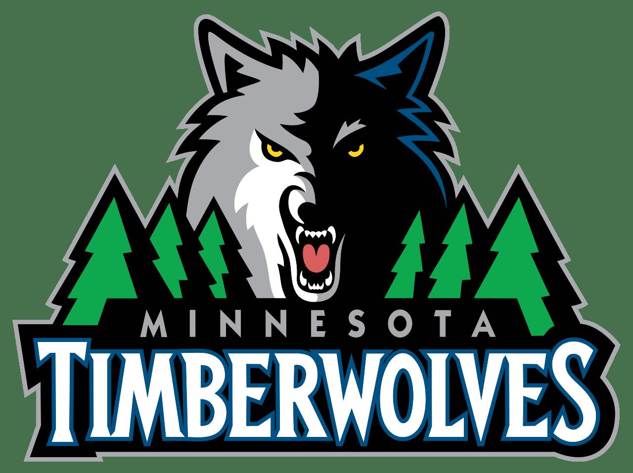 Minnesota Timberwolves Logo Minnesota Timberwolves Equipo De Basquetbol Equipos De Baloncesto
