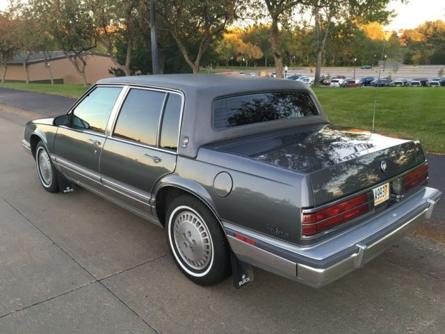 1996 buick park avenue ultra supercharged specs