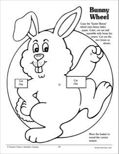 Bunny Wheel: Pattern