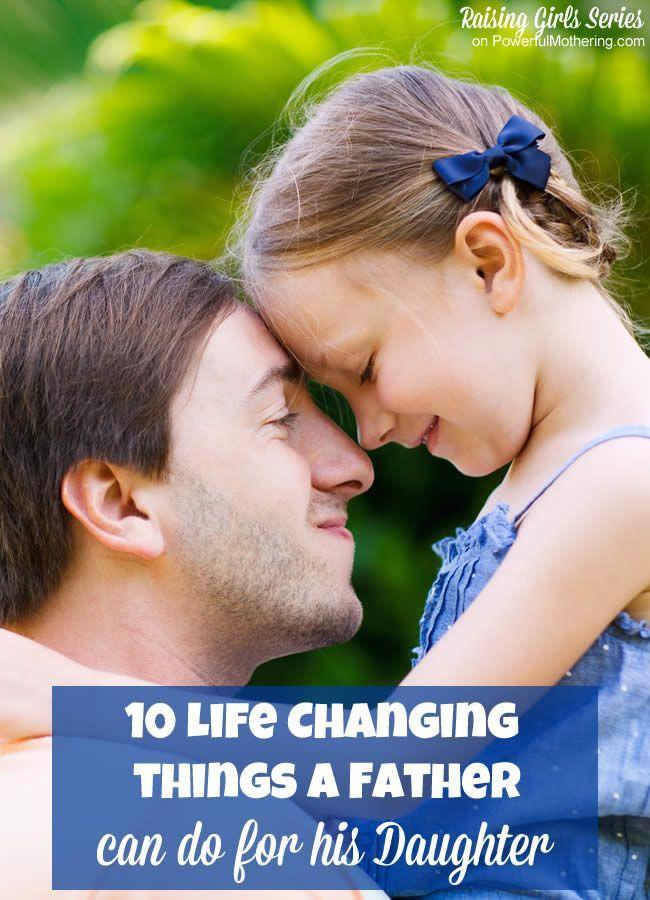 Father daughter relationship regarding dating