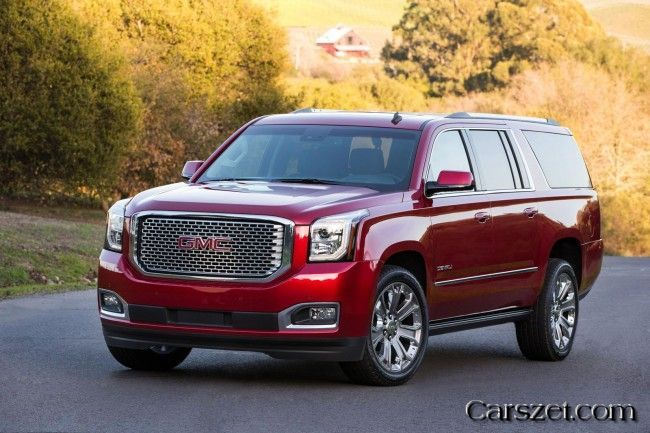 2018 2019 Gmc Yukon Denali And Presented Yukon Denali X Model Year