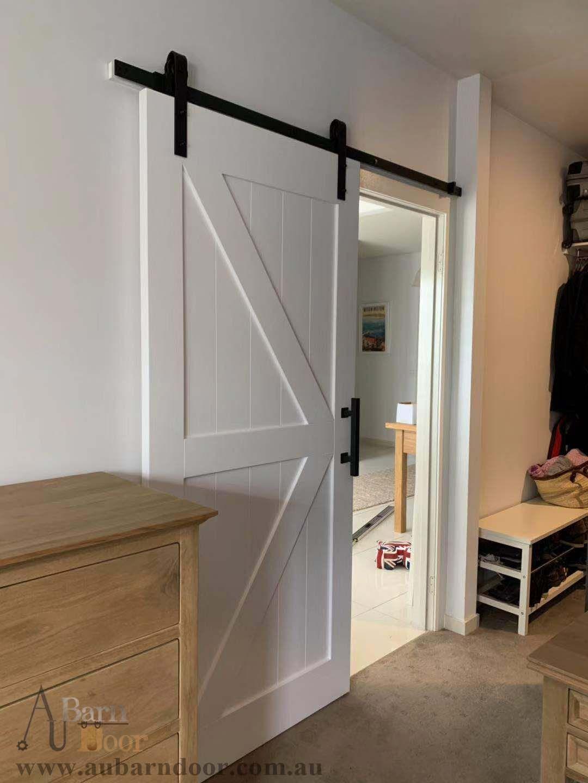K Brace White Internal Doors Barn Door D05w White Internal Doors