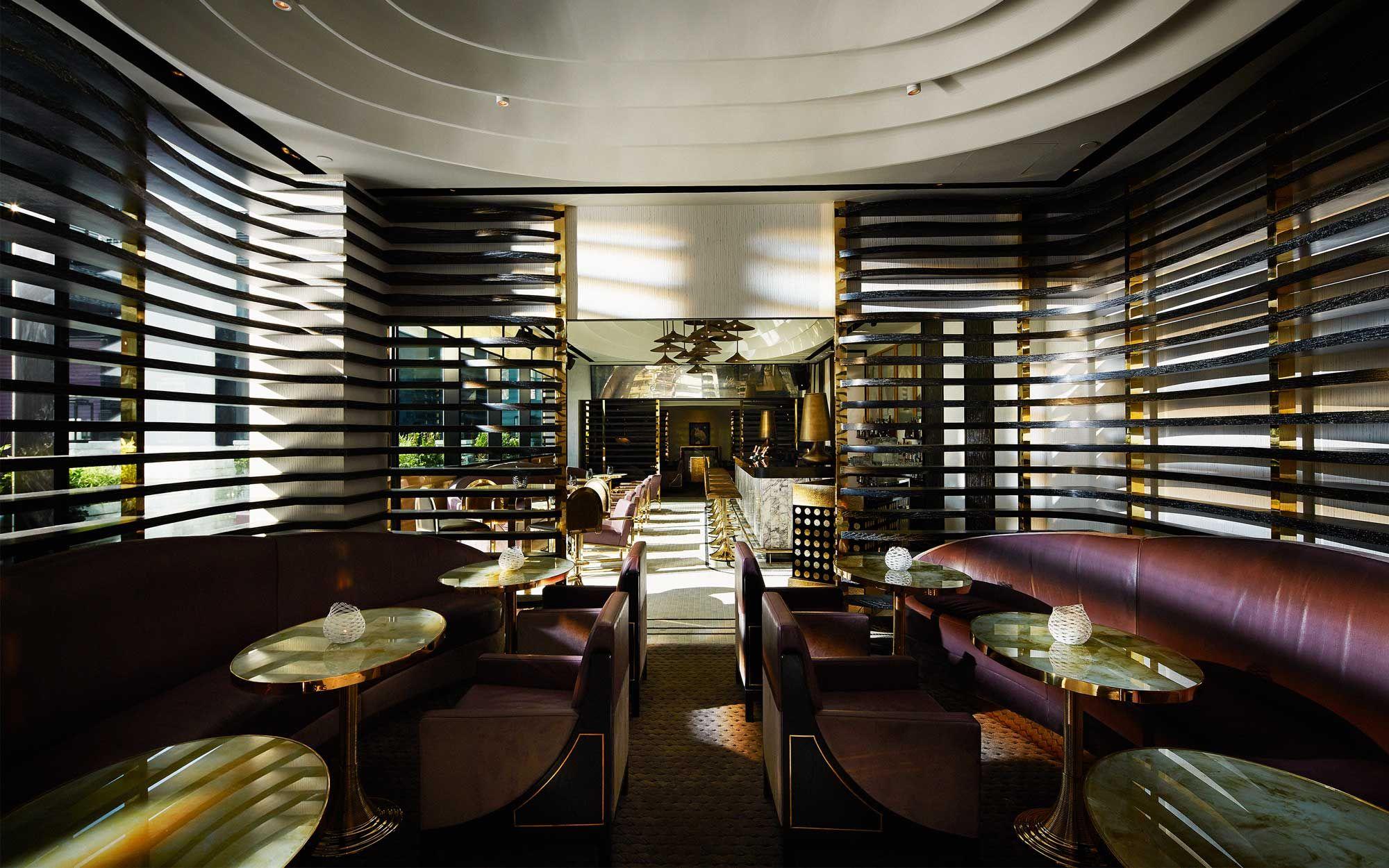 Das wohnzimmer david collins klavierzimmer bangkok thailand restaurant bar terrassen würfel lounge club