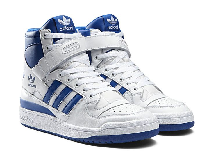 48817ba6a19 ADIDAS FORUM OG HI WHITE COLLEGIATE ROYAL