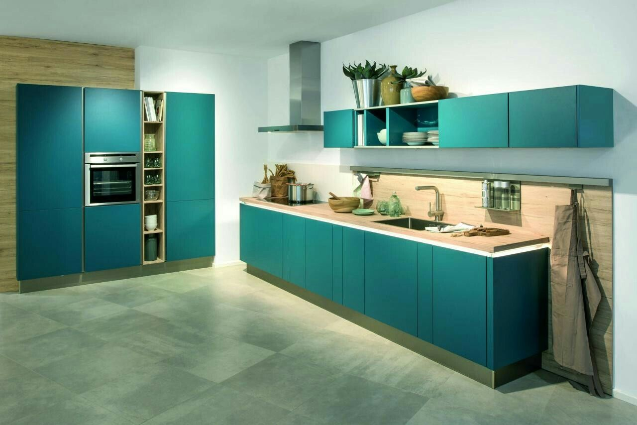E Shaped Modular Kitchen Designer in Kanpur - Call Kanpur Kitchens ...