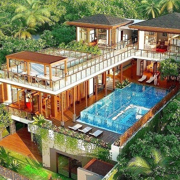 Contemporary Tropical House Tanga House: Tropical House Design, Modern Tropical