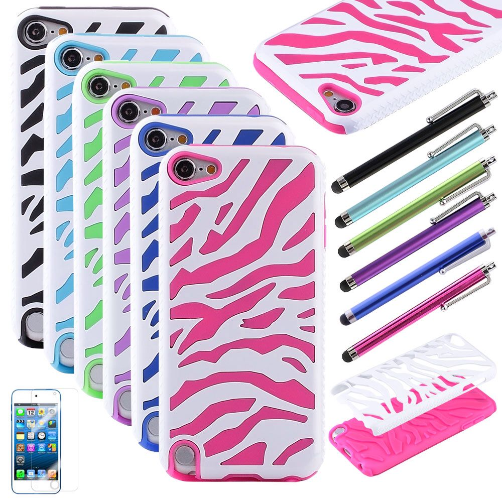 Zebra Case Ipod 5 Cases Ipod Cases For Girls Cool Phone Cases