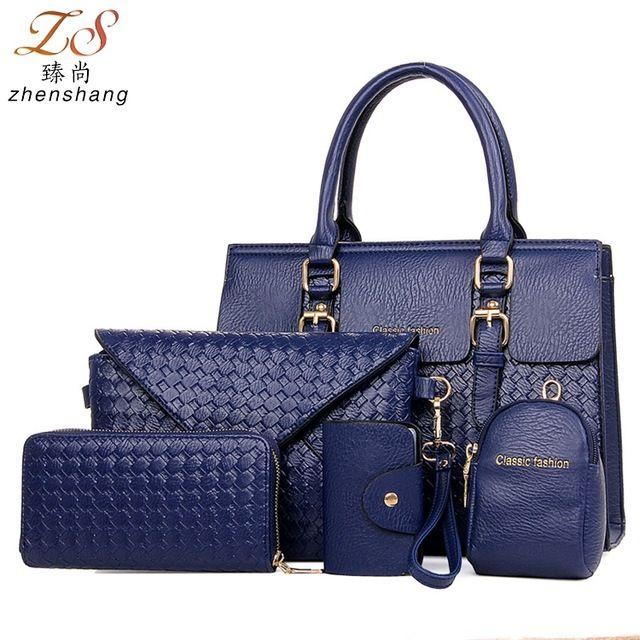 Source New designer China high quality elegant PU leather bags set women  tote bags 3pcs women handbags set for lady on m.alibaba.com 6c912c83a9efc