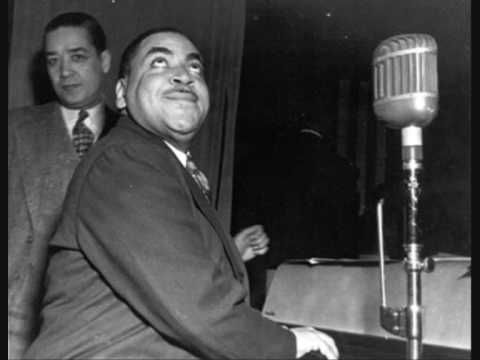 """Fats Waller and his Rhythm 1942 """"Your Feet's Too Big"""" one ... Fats Waller Grammy Awards"""