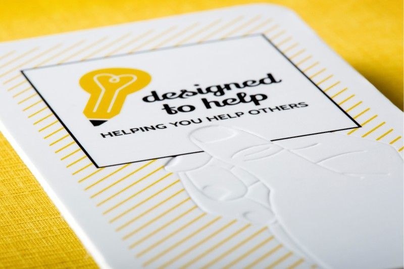Ultra thick business cards yellow black and white 3 layer business ultra thick business cards yellow black and white 3 layer business card with colourmoves