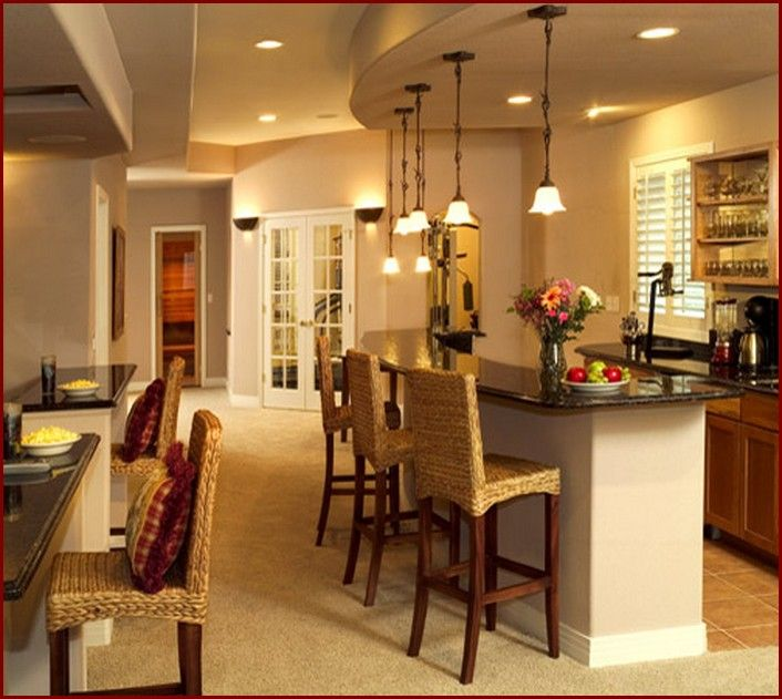 Raised Ranch Basement Remodel Ideas
