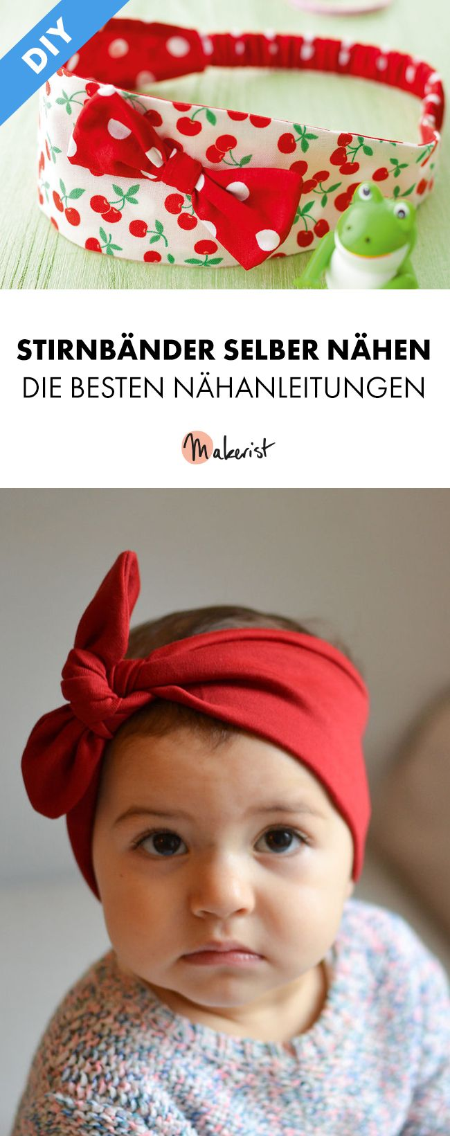 Beautiful Stirnband Schnittmuster Images - Decke Stricken Muster ...