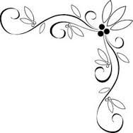 Image result for simple border designs for project swirls ...