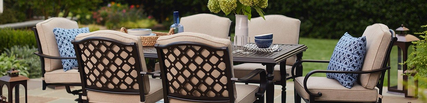 Home Depot Patio Furniture 99 10 Off Select New Patio Sets