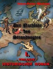 Die Geschichte meiner pommerschen Vorfahren. Hier das Cover des 1. Teils, an dem ich noch arbeite.