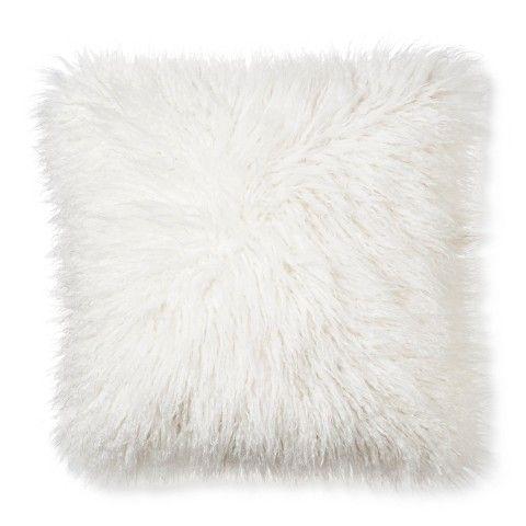 Best 25 Mongolian Fur Pillow Ideas On Pinterest Fluffy