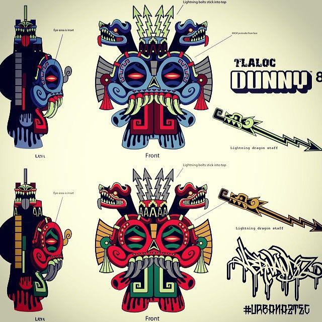 Kidrobot Tattoo