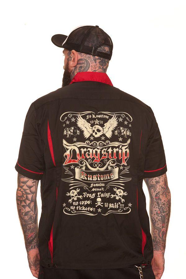 Pin by Zeppy.io on Bowling   Rockabilly shirts, Bowling