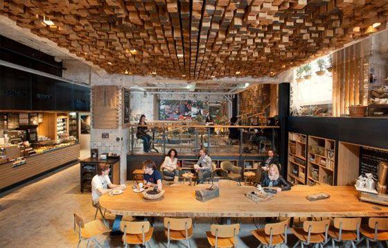 Starbucks Concept Store À Amsterdam