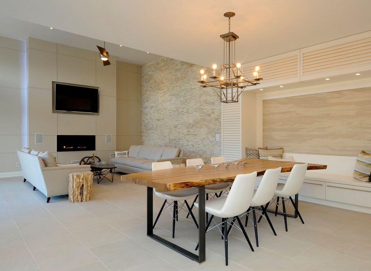 IDEAS - ebarza | Wood dining room table, Contemporary ...
