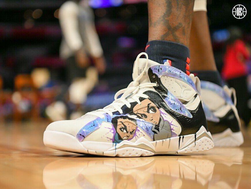 5cbc0f68871 Boondocks Air Jordan 7 🔥 in 2019 | shoes | Jordan 7, Shoes, Jordans