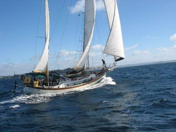 1978 Hans Christian 43 Sail Boat For Sale Www Yachtworld Com