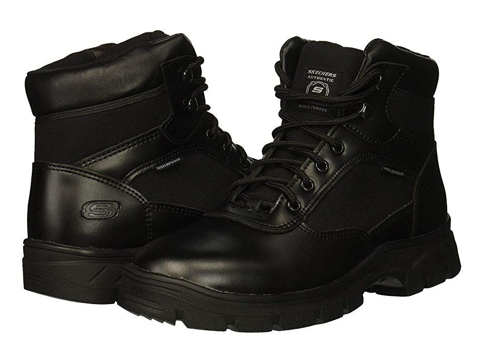 SKECHERS Work Wascana Men's Work Boots
