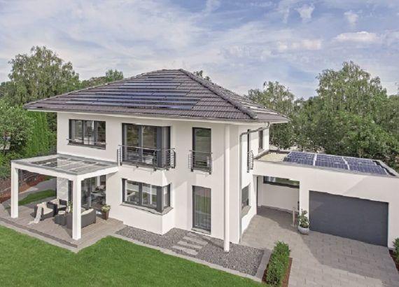 City Life Haus 250 Weberhaus Hausbaudirekt Haus Bauplan Haus Haus Bauen