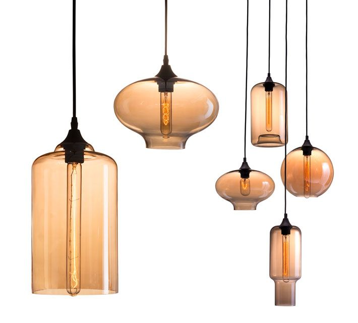 Maison et objet 2015 - Zuo Pure Lighting blow #glass collection by Zuo Modern @inmod