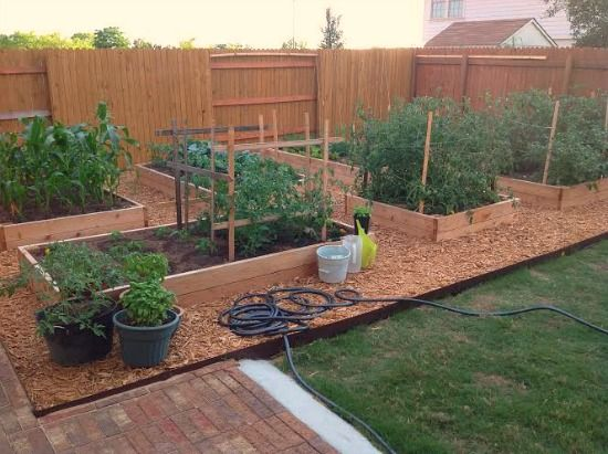 Beautiful raised garden bed pictures from austin texas for Beautiful raised bed vegetable gardens