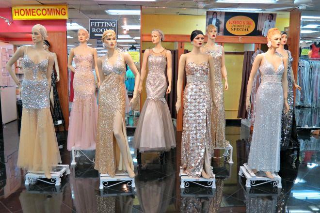 Blog Los Angeles Fashion District Fashion Dresses Prom Dresses