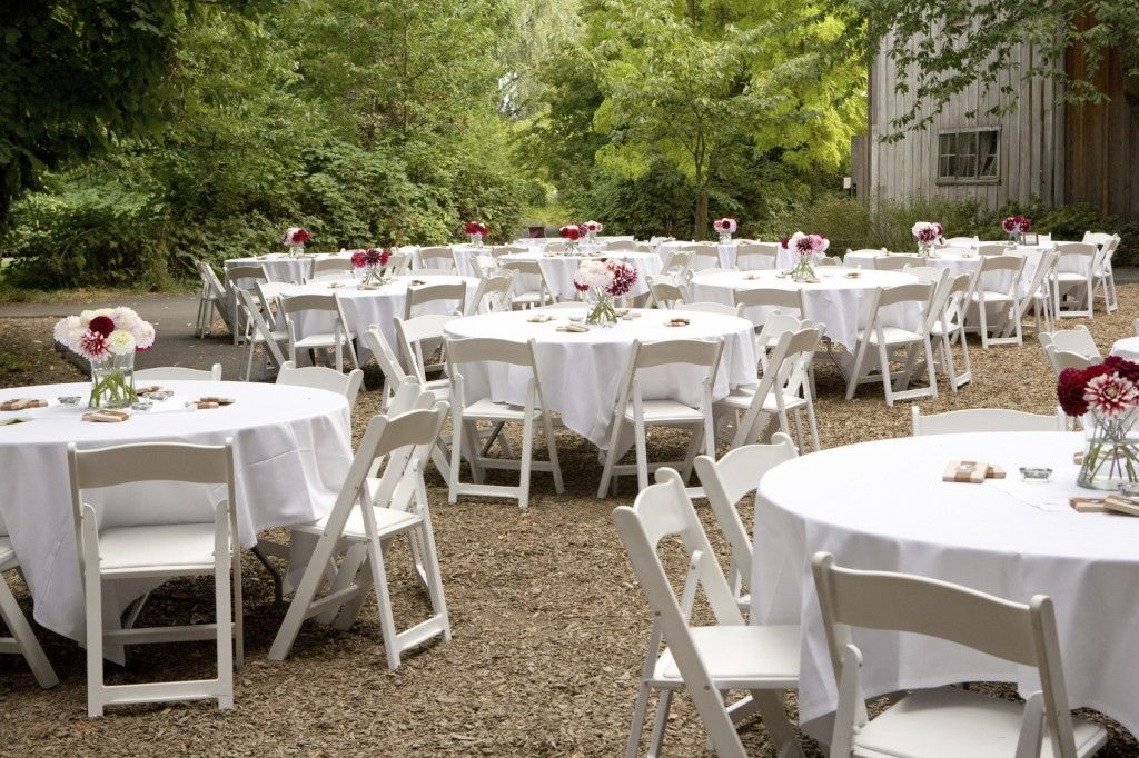 A Guide To Home Wedding Receptions At Ideal Garden