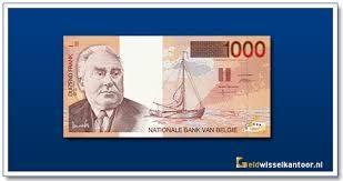Afbeeldingsresultaat voor belgisch geld
