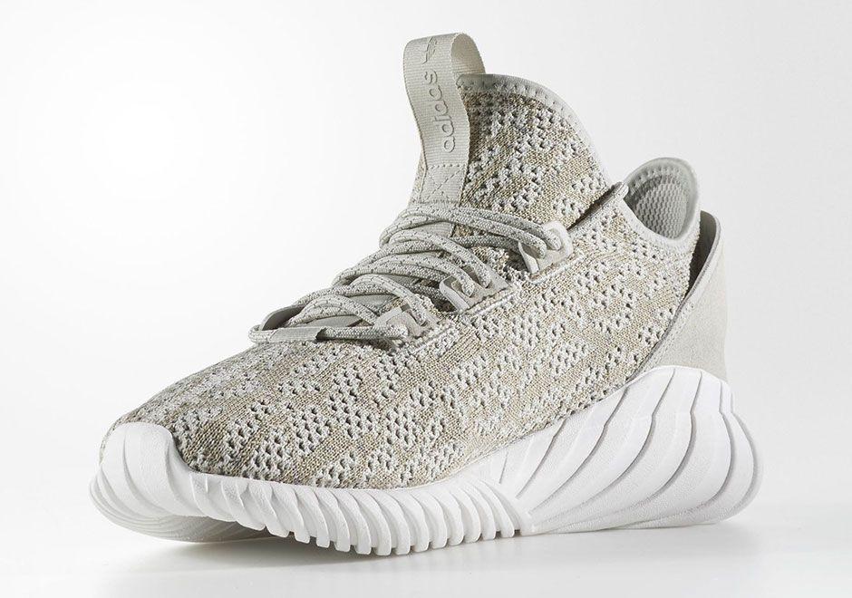 3e105a6ca043 adidas Tubular Doom Soc Primeknit Sesame BY3561  thatdope  sneakers  luxury   dope  fashion  trending