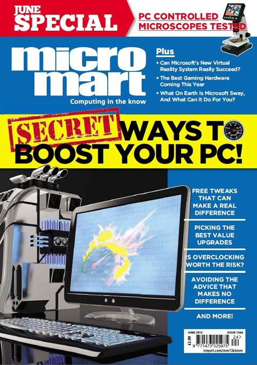 Micro Mart - Issue 1366, 11 June 2015