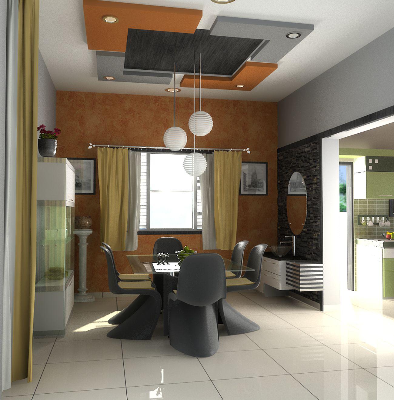 Pin by Zaw on gypsum board ceilings | Interior design ...