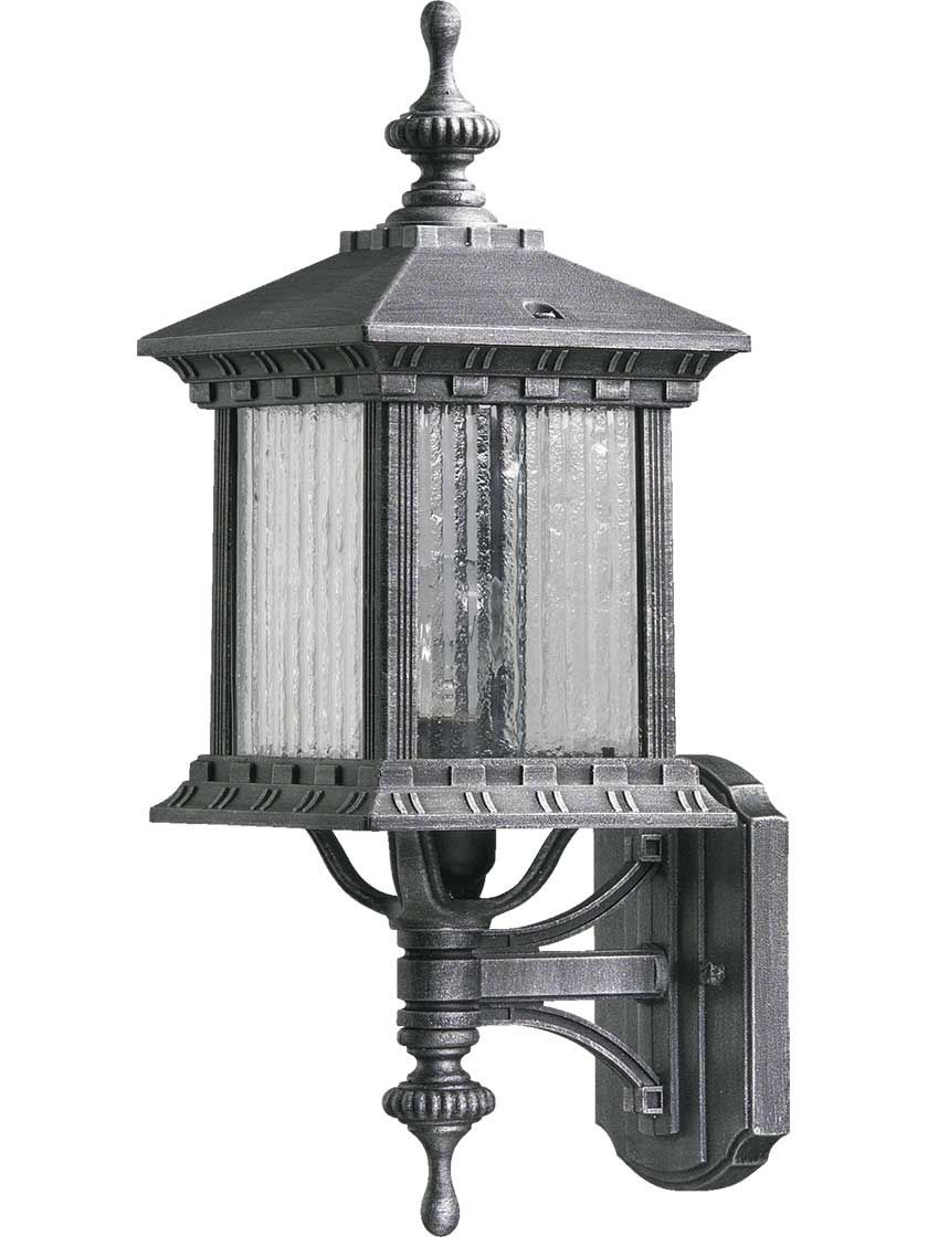 Huxley Small Up Wall Exterior Lantern House Of Antique Hardware Lantern Lights Wall Mount Light Fixture Exterior Light Fixtures