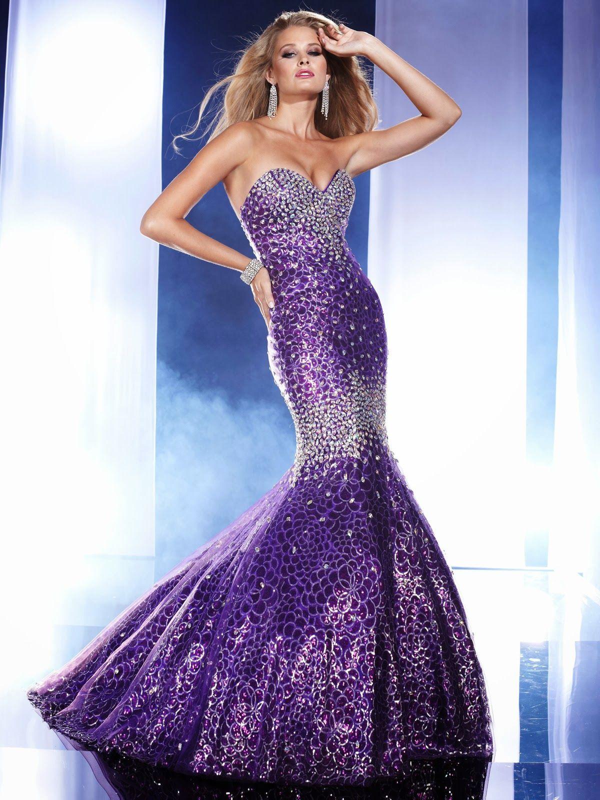 Estupendos vestidos de 15 años estilo sirena | Dresses! | Pinterest ...