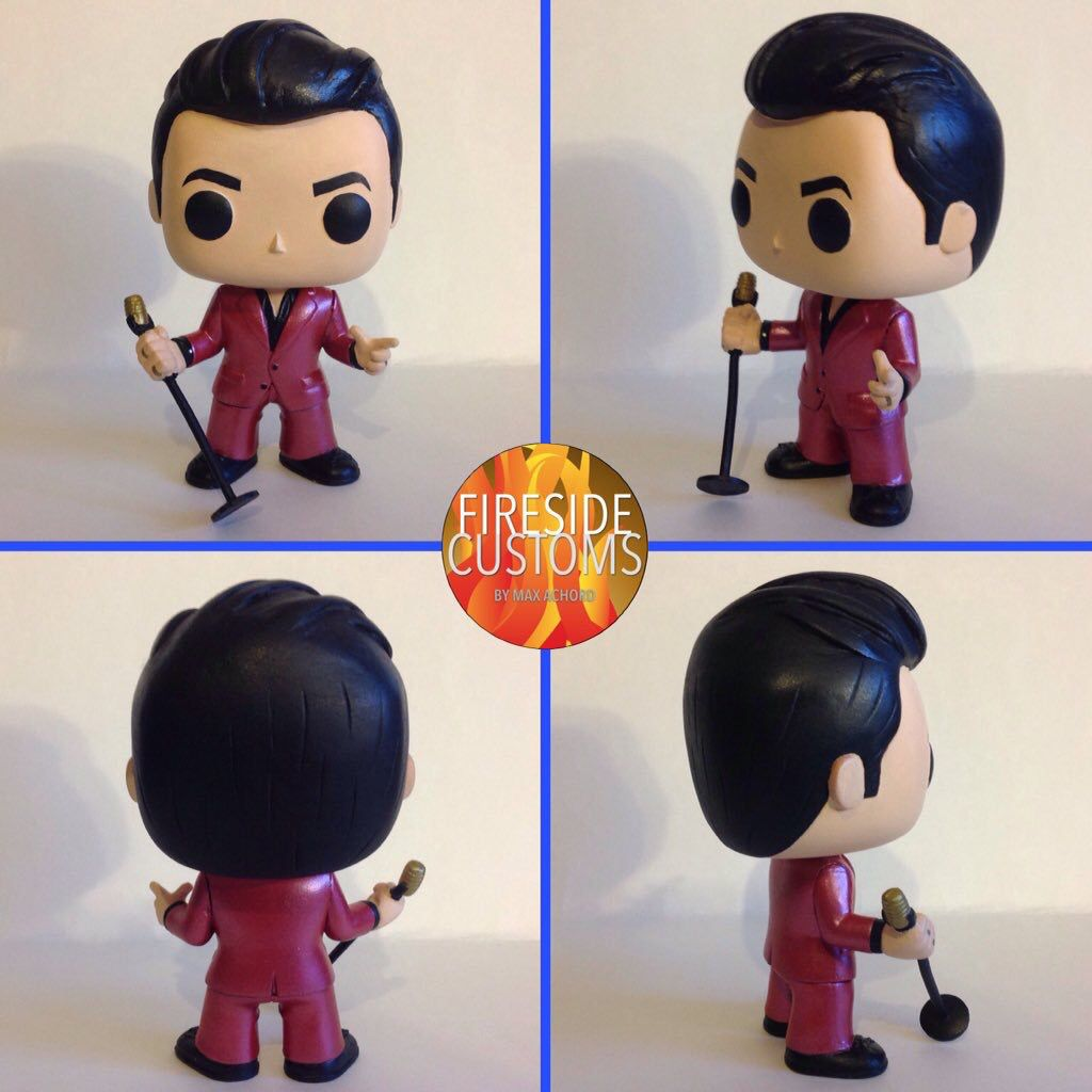 Image result for brendon urie pop funko