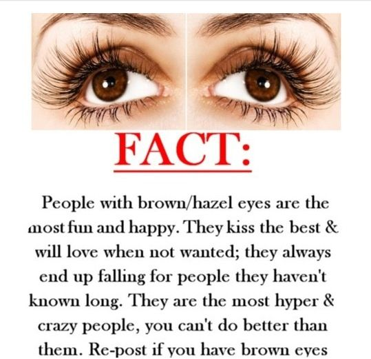 I have one hazel eye and one brown | *Me* | Pinterest ...