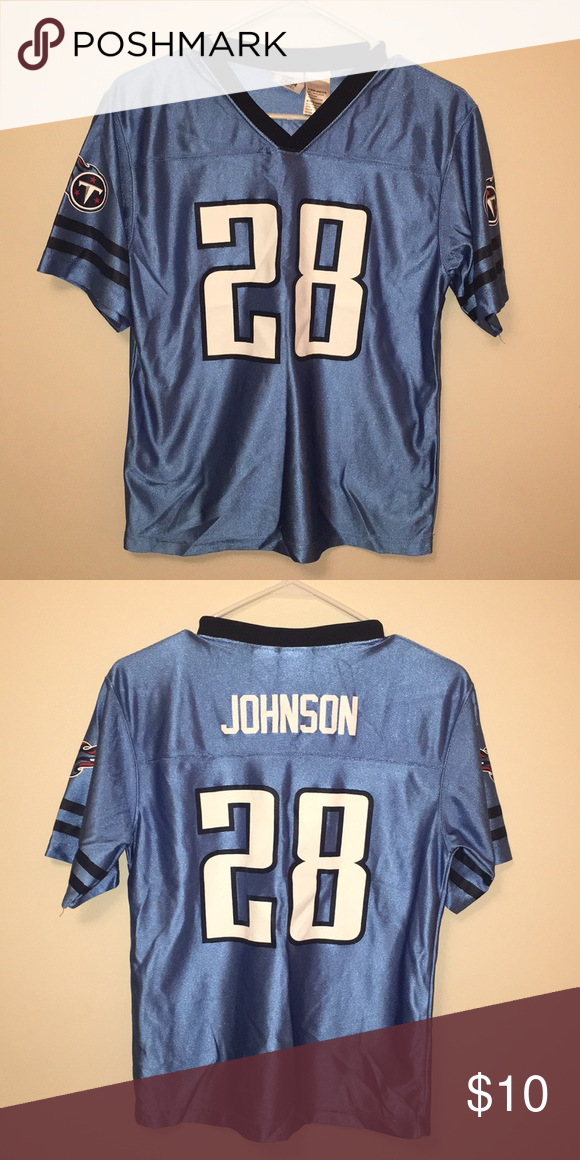 d5cee139 Kids Chris Johnson Tennessee Titans Jersey Kids Chris Johnson Jersey ...