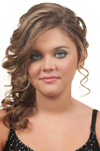 Updos This Is A Great Updo Hairstyle For Prom 2012 The