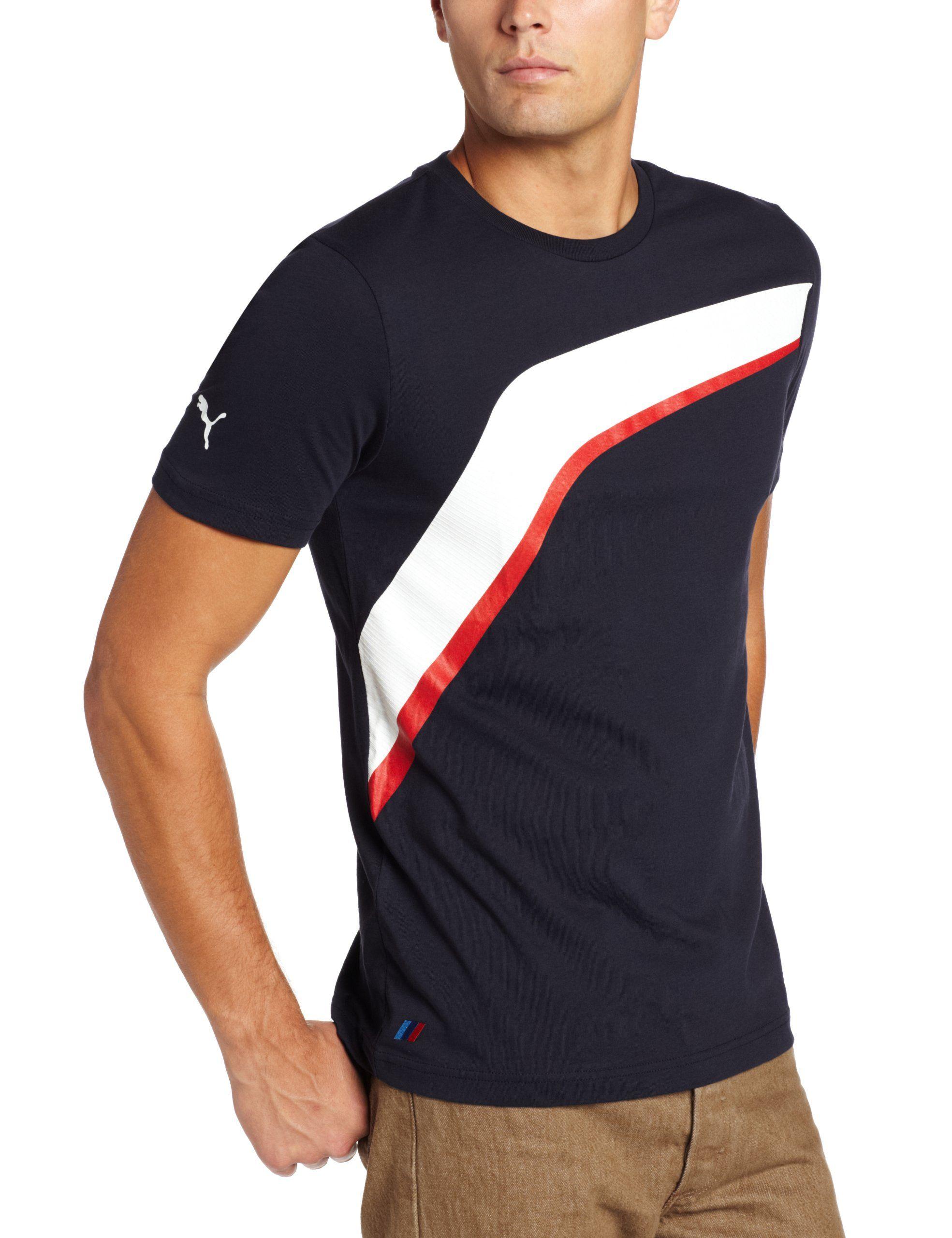 Amazon.com: PUMA Men's BMW Logo Tee: Clothing