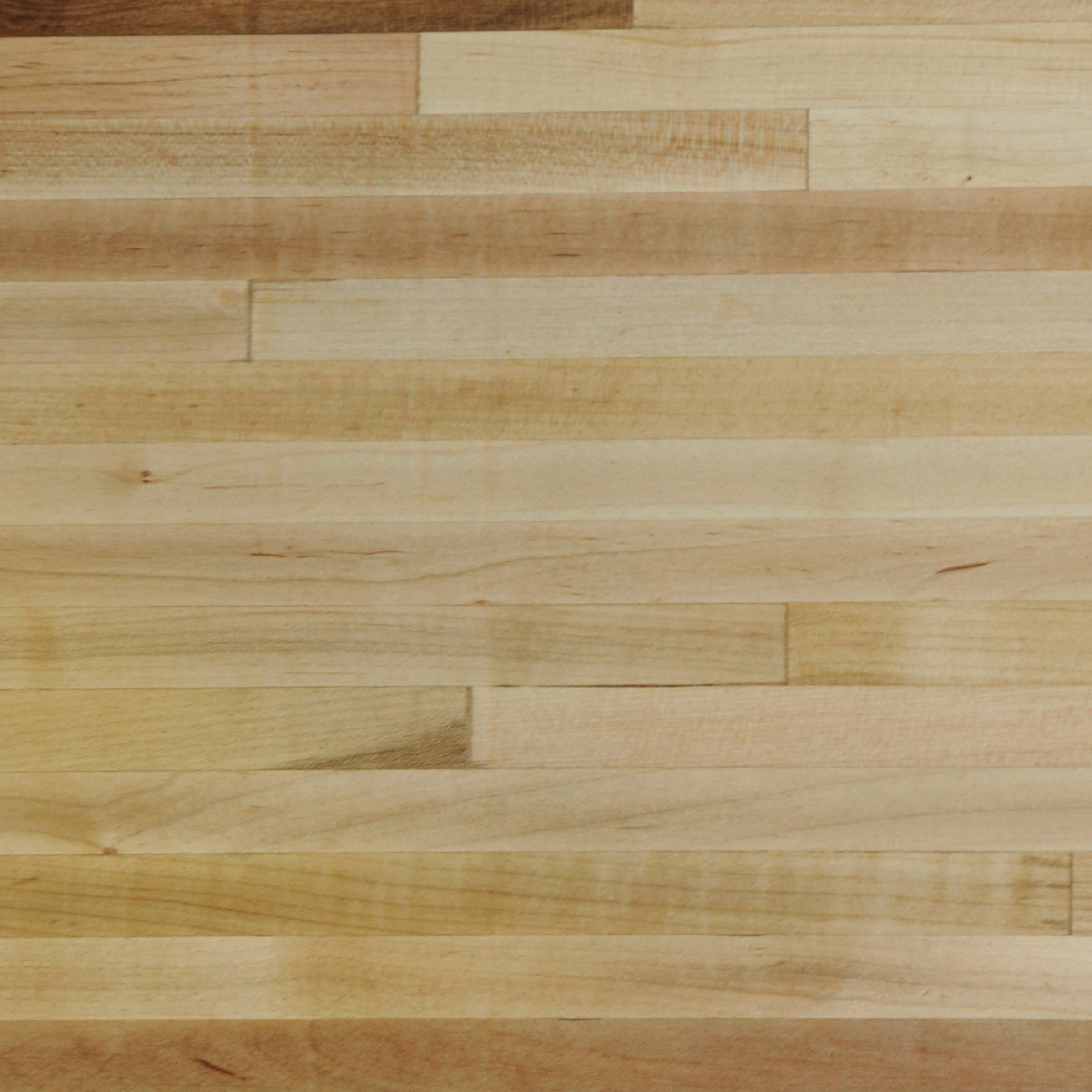 American Maple Butcher Block Backsplash 8ft Butcher Block